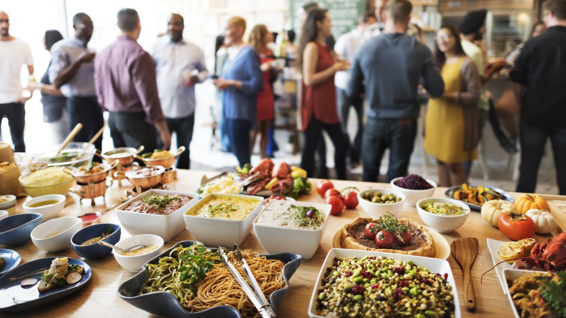 Meal & Non-Meal Events: Pros & Cons